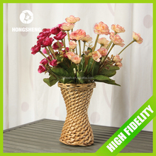 Hot sell Handmade Wicker Flower Vase