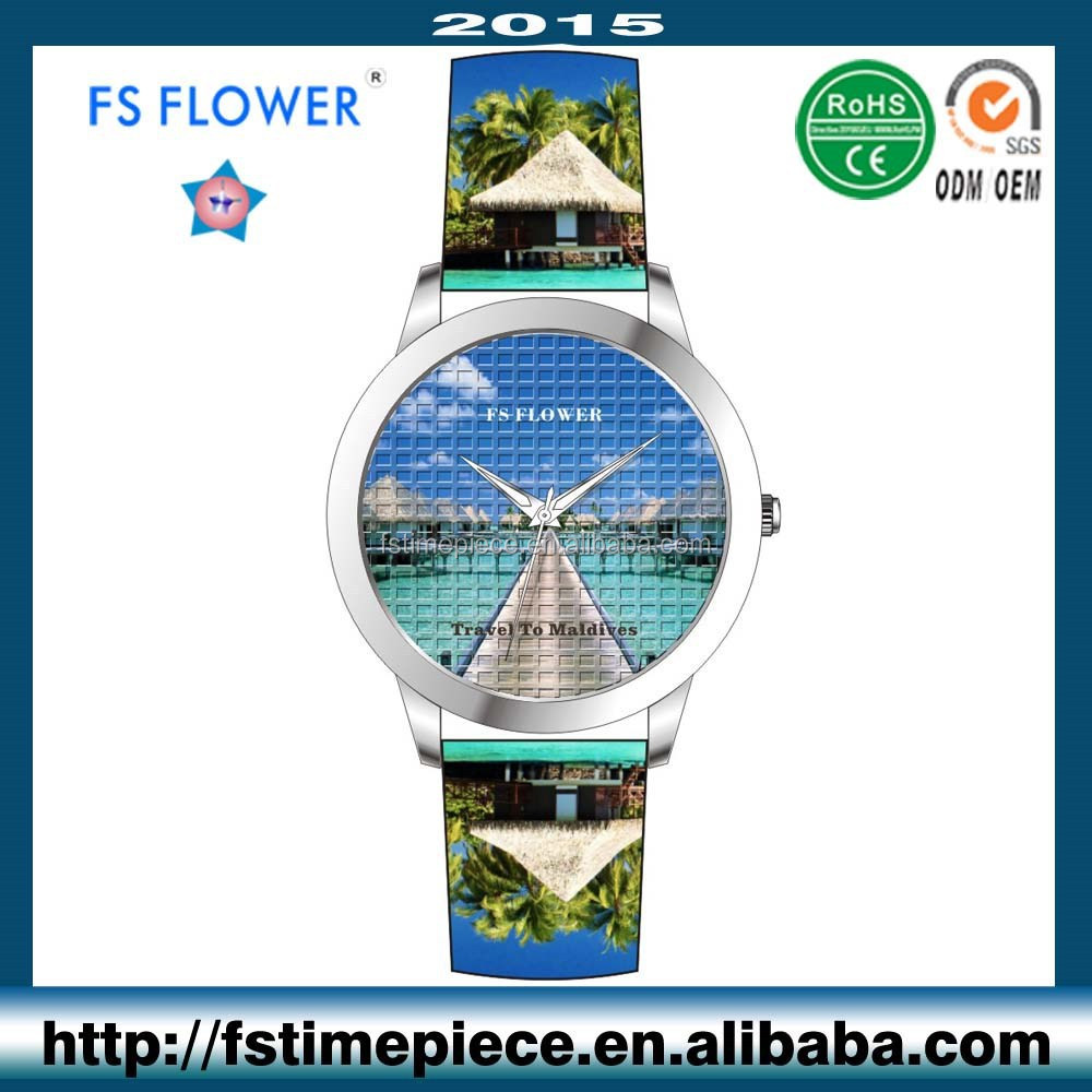 FS FLOWER -New Whimsy Of Gifts Idea Goods Travel To Maldives Watches