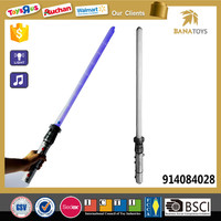 Space Toy Samurai Sword with Sound and Light
