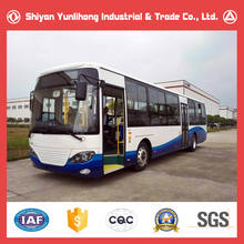 Top Quality Low Floor Bus / Hino Engine Bus Price / Right Hand Drive Public Transport Bus For Sale