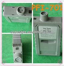 PFI-701 compatible for Canon ipf8000s ipf9000s plotter inks cartridge