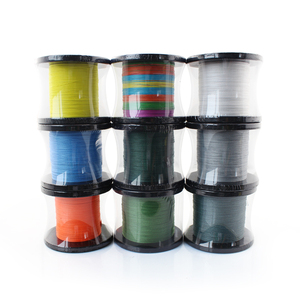 500m 4 strands spider fishing line braided wholesale OEM sea fishing Products