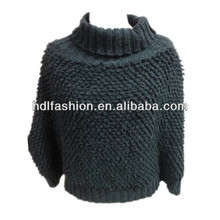 Fashion woolen sweater designs for ladies