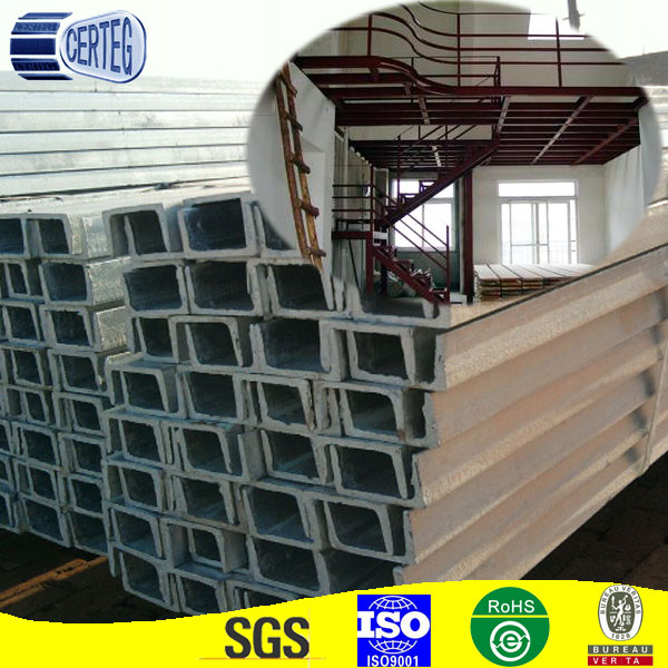 High Strength Forming Metal Roofing C Purlin Price