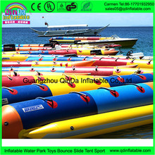 Hot Outdoor Playground In Summer Inflatable Banana Kayak Boat For Sale