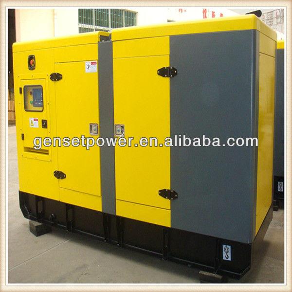 15kw Diesel Generator Water Cool Sound Proof Three Phase