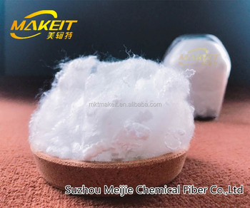 100% recycle polyester staple fiber for making pillow