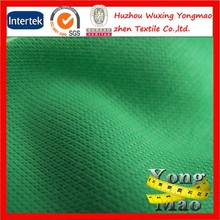 for garments customizable plain dye polyester or cotton 1x1 french rib fabric