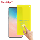 Nanoedge 3D TPU Full Screen Cover Fingerprint Unlock Film Screen Protector For Samsung galaxy S10 S10e S10+