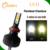 Boorin factory wholesale top quality 12V IP68 6000ML L5 Car bulbs Fanless super bright  led Headlight bulb 9006 h13 h11 H7
