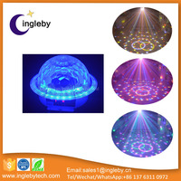 most popular colorful strip dance floor led magic ball flash led light for disco/night club