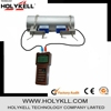 Salt Water, Sewage Or Sea Water Flow Meter, Handheld Ultrasonic Flow Meter With Printer