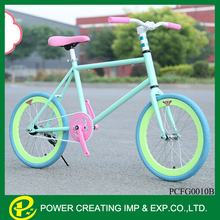 MIni 20''30 or 40 cutter ring fixed gear bicycle