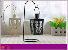 popular fashion metal candle lantern wholesale 2016