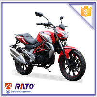 China cool 250cc sport motorcycle with disc brake