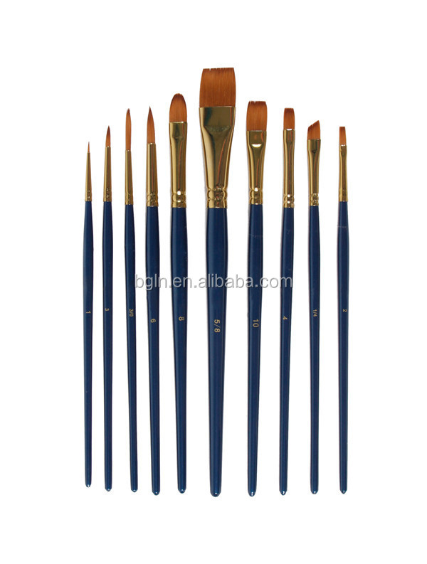 A0090 Bomega Nylon Paint brush Manufacturer