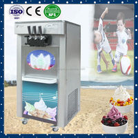 RB3030B-3 with CE certification of stainless steel automatic ice cream machine rental