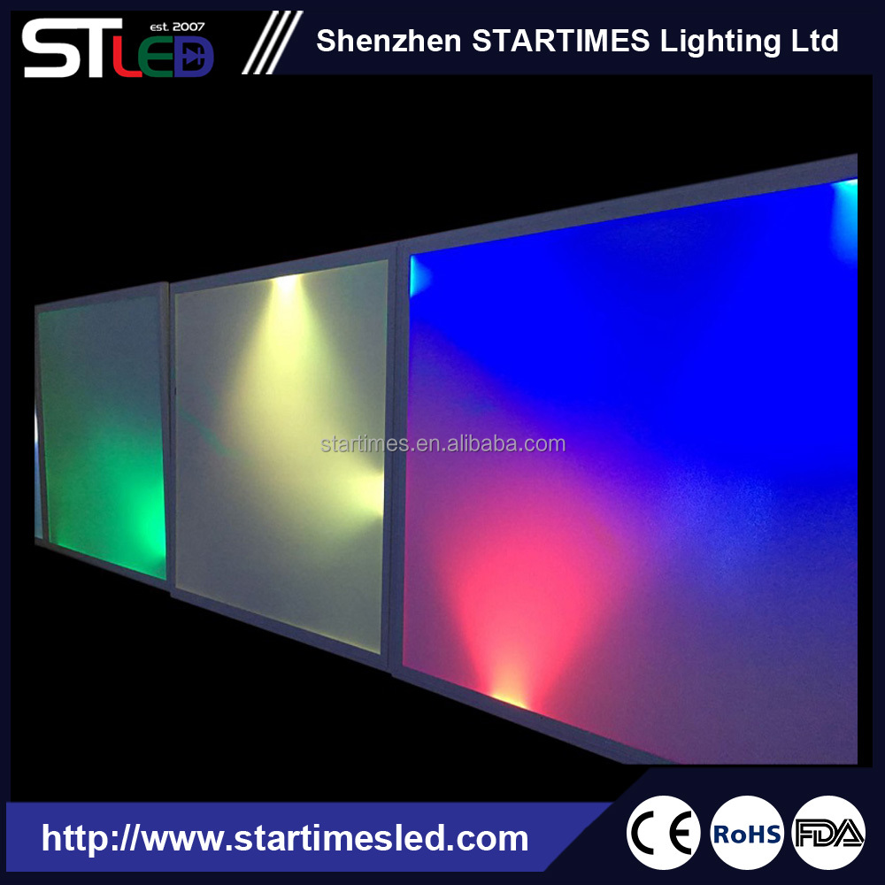 14mm ultra-thin light led panel for disco/ktv/stage lighting and decoration