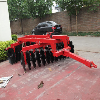 good quality tractor mounted heavy duty disc harrow