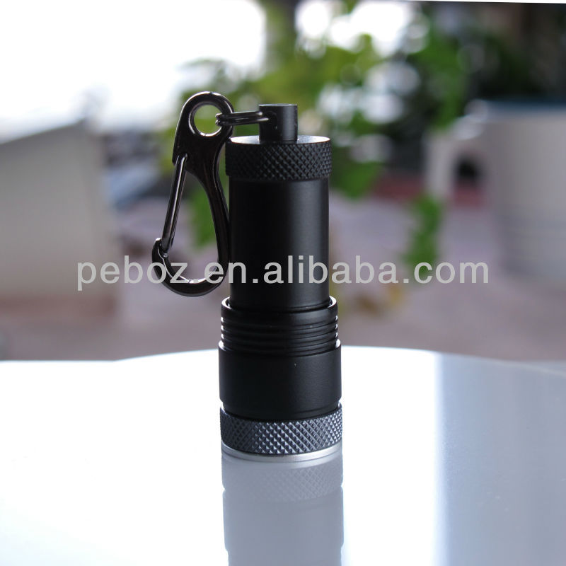Shenzhen factory manufacture mini led falshlight torch for best promotion