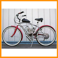 Beach Cruiser 48cc 49cc 50cc 60cc 66cc 80cc moped 2 cycle gas motors for bikes