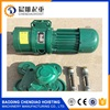 CD1 motorized trolley wire rope hoist be used with scaffold or I-Beam