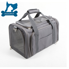 Luxury Soft Sided Pet Carrier Wholesale Breathable Pet Tote For Dogs And Cats
