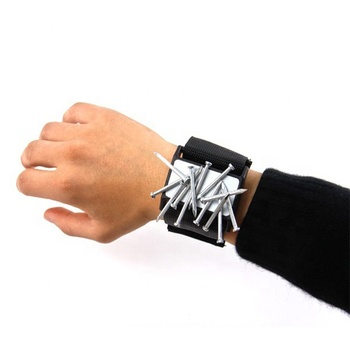 Factory sale customizable Magnetic Wrist Holder for Screw and Nails
