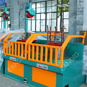 Continuous Wire Drawing Machine