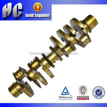 For Isuzu engine crankshaft 10PE1