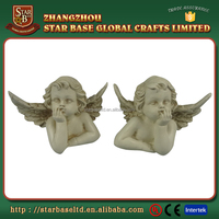 Buy Hand Made Crafts Garden Angels Cherubs Statues in China on ...