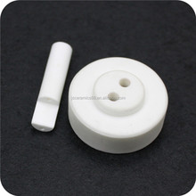 refractory insulating mullite ceramic heater parts