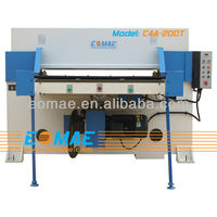 Hydraulic Car Mat Cutting Machine