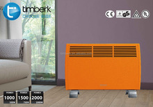 1500W metal Heating Element, Wall Mounted, Overheat Protection Electric convector Heater