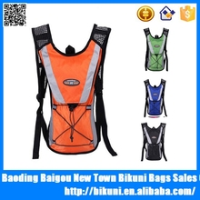 Hot selling fashion water bladder bag ripstop climbing cycling hydration backpack