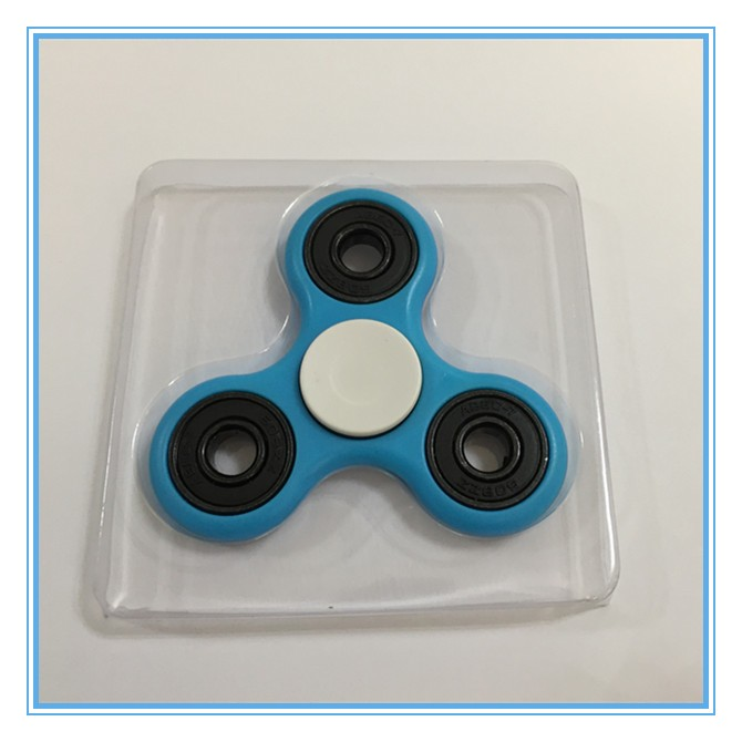 Tri-Spinner Toy with 608 bearings EDC Hand Spinner