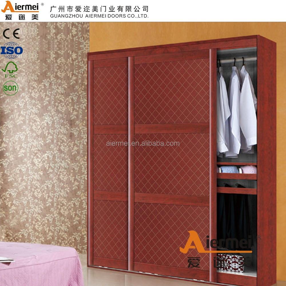 Living room furniture 3 door bedroom wardrobe design buy for Living room wardrobe designs