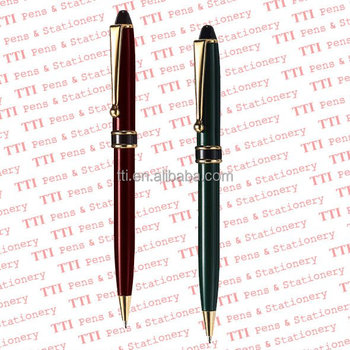Classic Pen Metal Ball Pen Hotel pen executive pen logo ballpoint pen deluxe ballpen SA8000 slogan imprint advertising pen Sedex