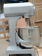 Full automatic stainless steel dough kneading machine/dough mixer prices HJ-CM30L