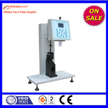 plastic /rubber Charpy Izod Impact testing machine operations