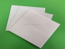 hot sale 1/4 fold 55gsm air laid paper napkin