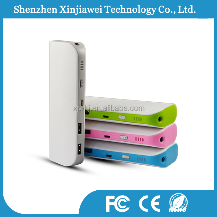 High Quality 16000 mah With 3 USB port Function Portable Power Bank