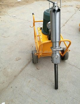 Taigao hydraulic splitter for stone quarry great quality stone rock hand splitter for sale wedges and shims in large stock