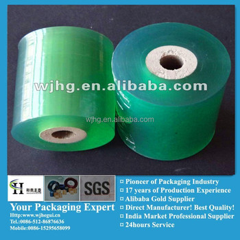 Hot PVC Surface Protective Film For Wires Cables Steels