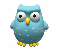 Safty Forest LED Animal Bedtime Rechargeable Baby Night Light