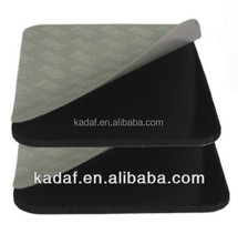 high adhesive backed foam sheet eva foam adhesive pads/dots double sided own factory