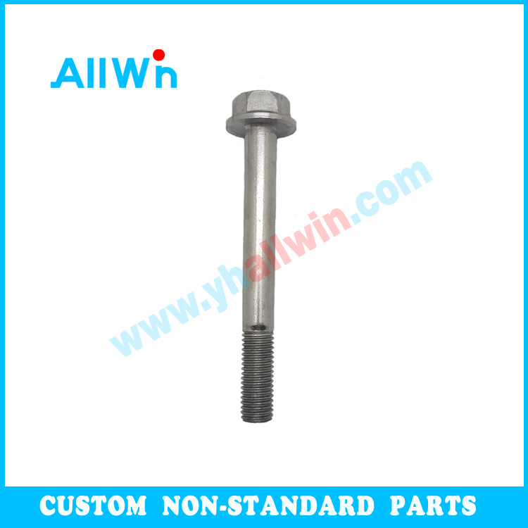 Custom Hardware Stainless Steel Nonstandard Fasteners Screws Nut Tower Hex Flange Bolt