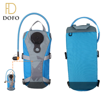 Running cycling hiking climbing pouch water hydration backpack with 2l water bladder