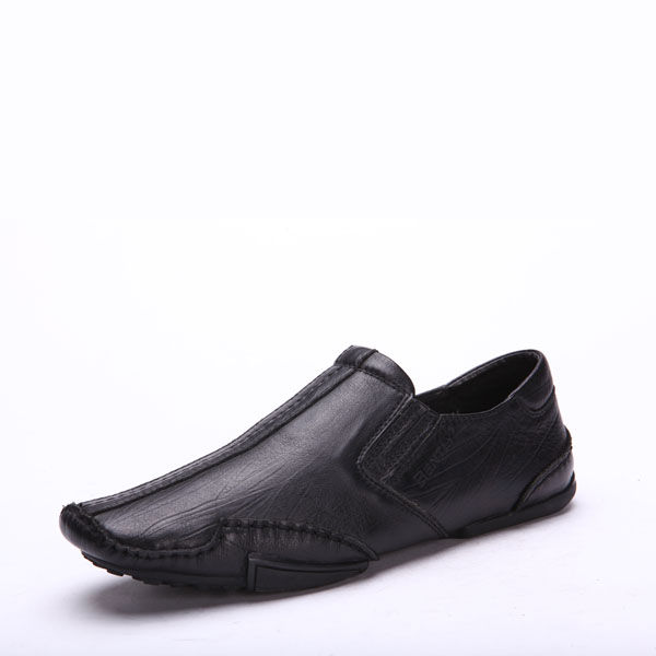 new high ankle leather shoes for men 2013