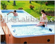 Outdoor whirlpool,Acrylic massage spa tub, hydro hot spa